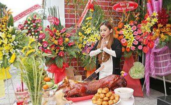 Cúng Khai Trương – Bài cúng lễ khai trương cửa hàng, công ty , nhà xưởng