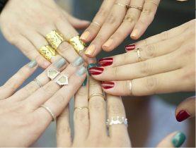 Nhẫn phong thủy- Cách đeo nhẫn cho hợp phong thủy
