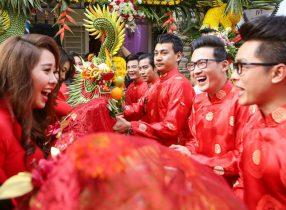Phong tục cưới hỏi truyền thống Việt Nam xưa và nay