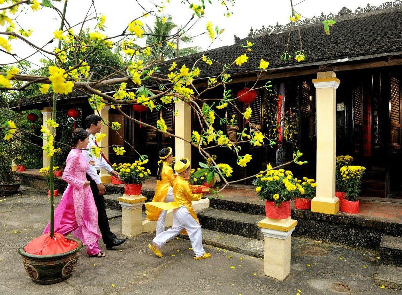 Phong tục ngày tết cổ truyền Việt Nam