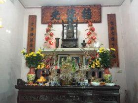 Phong tục thờ cúng tổ tiên nét đẹp văn hóa của người Việt
