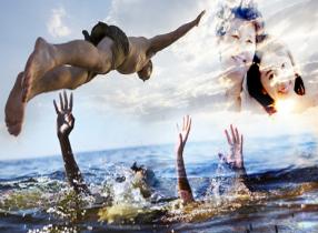 """""""Nếu vợ và mẹ cùng rơi xuống nước bạn sẽ cứu ai"""""""
