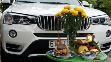 Bài văn khấn cúng mua xe mới