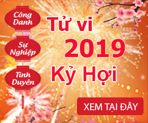 Tử vi năm 2019