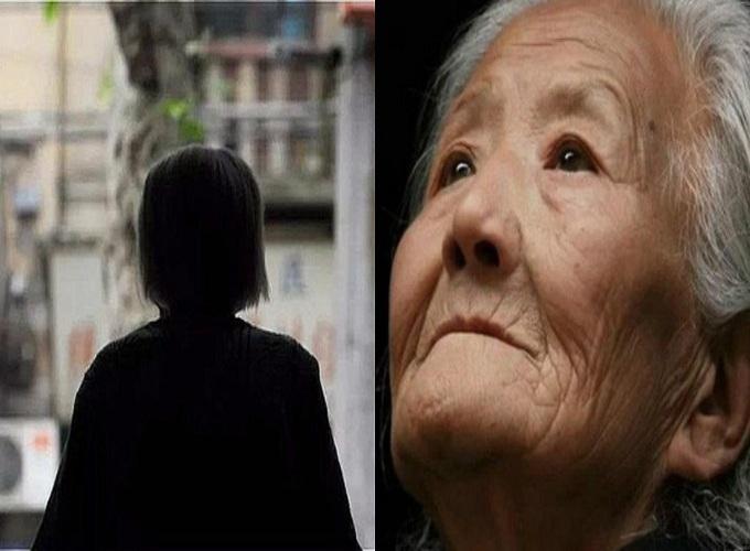 thư tuyệt mệnh của bà lão 80 tuổi