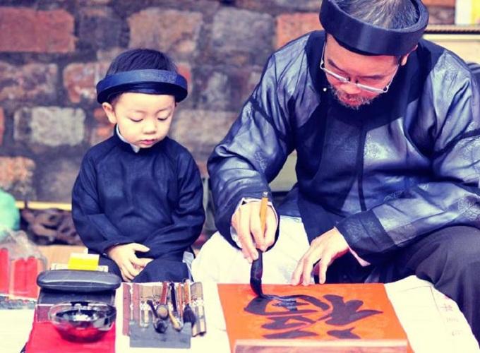 Khai bút đầu xuân phong tục Tết ý nghĩa của người Việt