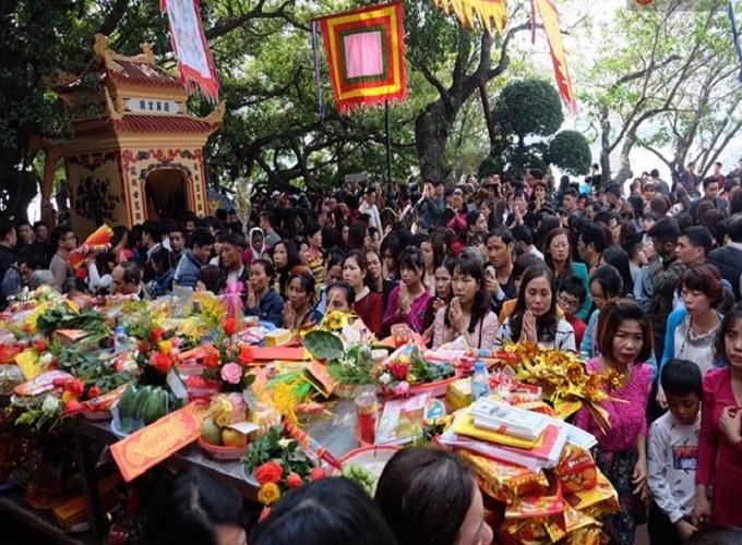 Lễ chùa đầu năm nét đẹp văn hóa của người Việt