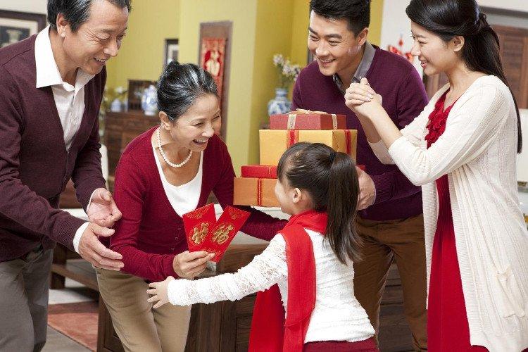 Mừng tuổi, phong tục ý nghĩa của người Việt
