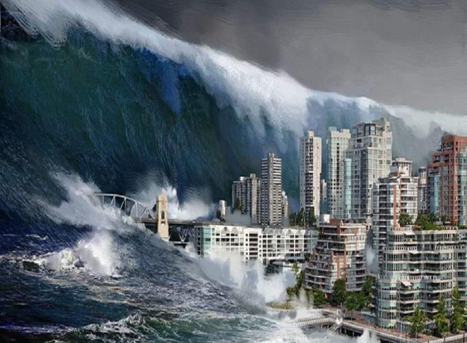 Giải mã giấc mơ thấy sóng thần