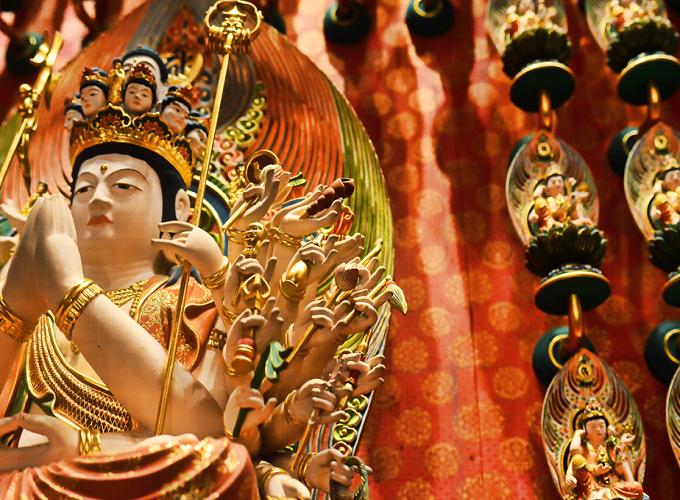 Văn khấn đức Địa tạng Vương Bồ tát- Giáo chủ chốn U Minh