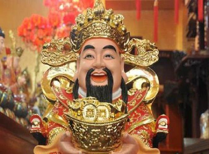 Cúng vía Thần Tài 2019 giờ nào đẹp giúp tiền bạc rủng rỉnh về kho?