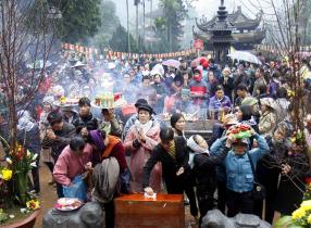 Những điều không nên cầu khi đi lễ chùa Rằm tháng Giêng
